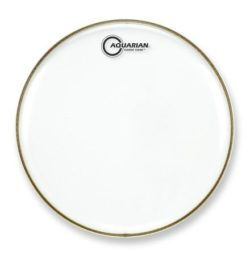"Aquarian 10"" Classic Clear Snare Side"