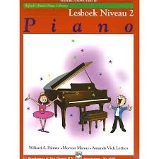 Alfred's Basic Piano Library Lesboek Niveau 2