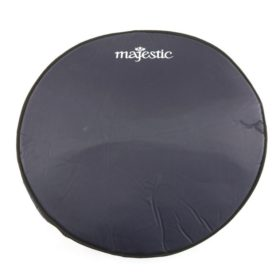 """Majestic 22""""x 12"""" Bass Drum Cover"""