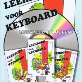 Leerboek Voor Keyboard 1/2/3 CD