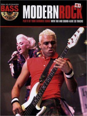 Bass Play-Along Volume 4: Modern Rock