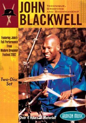 John Blackwell; Technique, Grooving And Showmanship DVD