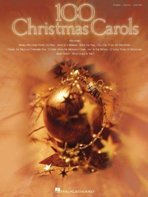 100 Christmas Carols (PVG)