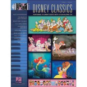Piano duet Play-Along; Disney Classics
