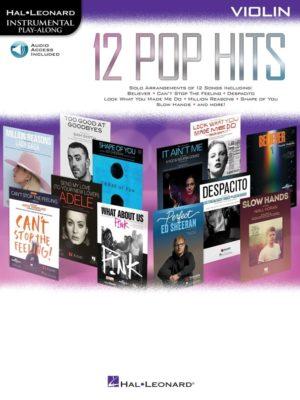 12 Pop Hits - Violin