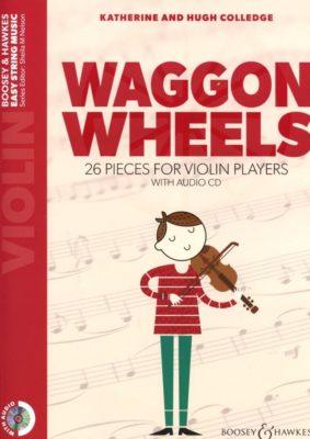 Waggon Wheels (MET CD)