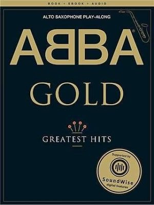Abba Gold (Asax) + Audio Access