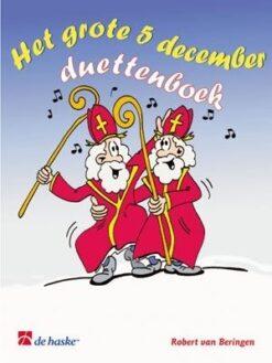 Het Grote 5 december Duettenboek (Fluit)
