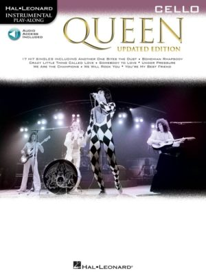 Queen, Updated Edition (Cello)