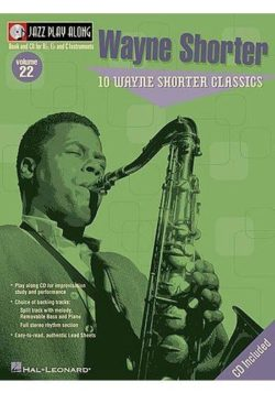Jazz Play Along: Volume 22 - Wayne Shorter Classics