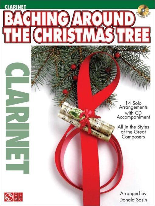 Baching Around the Christmas Tree (Clarinet)