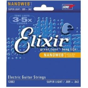 Elixir Nanoweb 12002 Super Light
