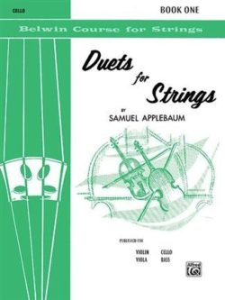 Duets for Strings Book I - Cello