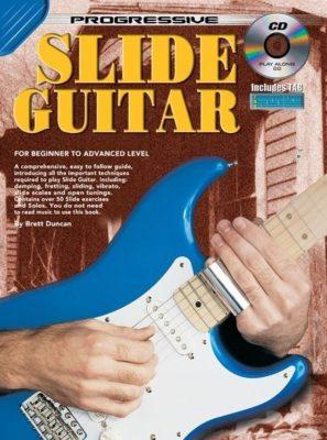 Progressive Slide Guitar (+CD)