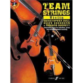 Team Strings viool