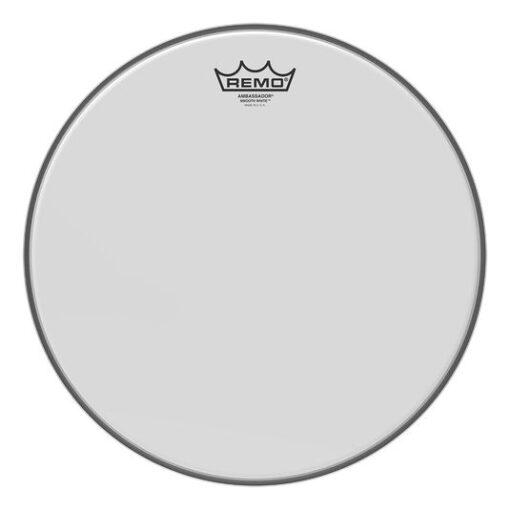 Remo BA-0216-00 Ambassador Smooth White