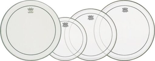Remo PP-0310-PS Pinstripe Clear Pack
