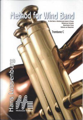 Hans Lussenburg - Method for Wind Band; Trombone C (BC)
