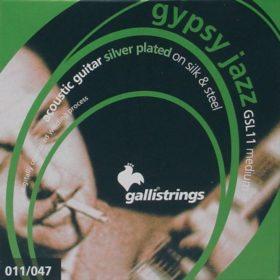 Galli Strings GSL11 Gypsy Jazz Medium