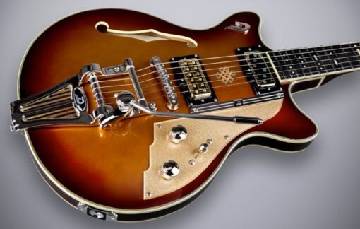 Duesenberg Alliance Joe Walsh Gold Burst