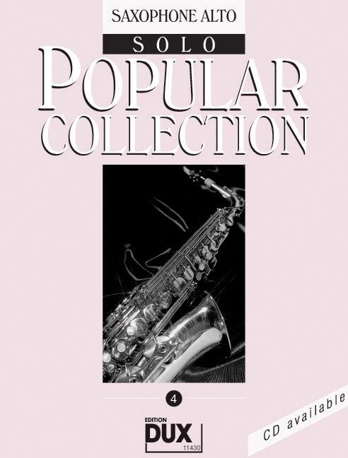 Popular Collection 04, Asax Solo