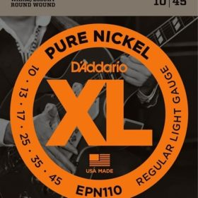 D'addario EPN110 Pure Nickel