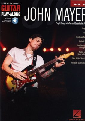 Guitar Play-Along, vol.189; John Mayer