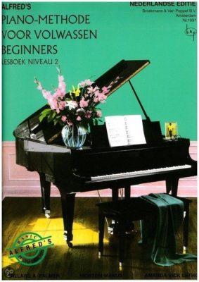 Alfred's Pianomethode Volwassen Beginners 2