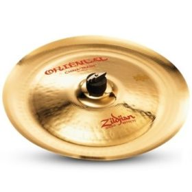 "Zildjian 16"" FX Oriental China"