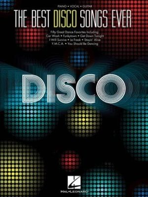 The Best Disco Songs Ever (PVG)