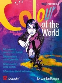Colours of the World - Viool