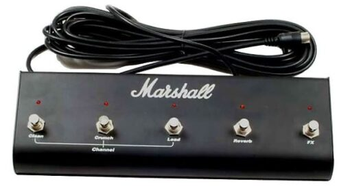 Marshall JCM 2000 TSL Footswitch