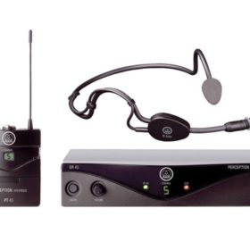 AKG WMS 45 Perception Sportset (Band A)