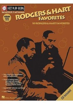 Jazz Play Along: Volume 11 - Rodgers And Hart Favourites