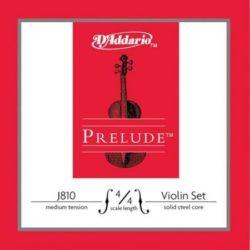 D'addario J810 Prelude 4/4