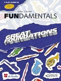 James Curnow; Fundamentals - Great Foundations (BC én TC)