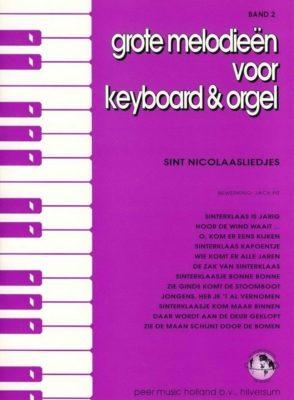 Grote Melodieen 02; Sint Nicolaas Liedjes