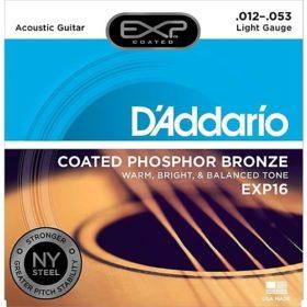 D 'addario EXP16 NY-steel