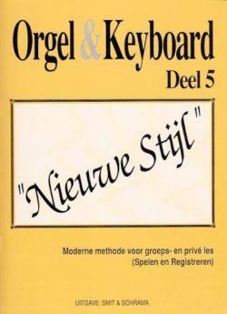 Orgel & Keyboard Nieuwe Stijl 5