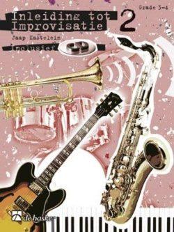 Inleiding tot improvisatie 2 - Eb Instruments