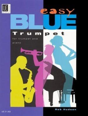 Easy Blue Trompet en Piano