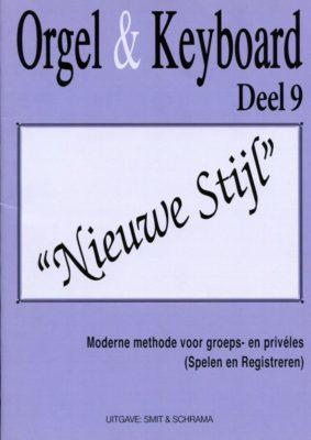 Orgel & Keyboard Nieuwe Stijl 9