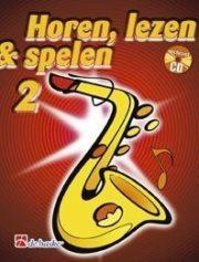 Horen Lezen & Spelen 2 Altsaxofoon