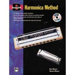 Basix Mondharmonica methode (NL)