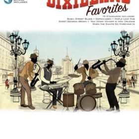 Dixieland Favorites (+Audio Access)