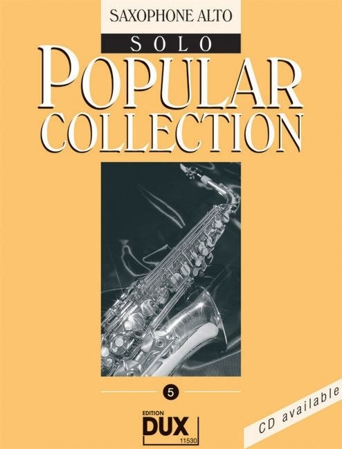 Popular Collection 05, Asax Solo