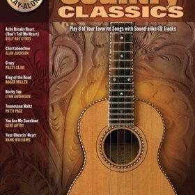 Ukulele Play-Along Volume 15: Country Classics