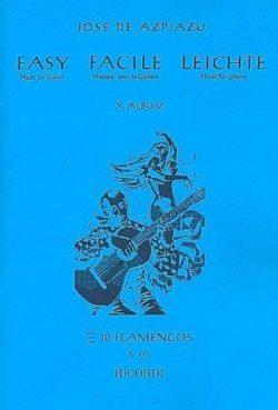 Jose de Azpiazu; 10 Flamencos