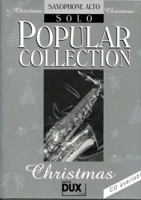 Popular Collection - Alt Sax Solo - Christmas