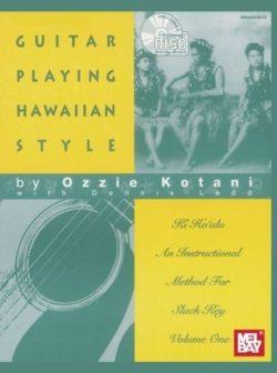 Guitar Playing Hawaiian Style
